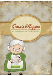 Oma's Rezepte - EUREST