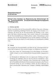 Drucksache 250/06 (Beschluss) - Umwelt-online