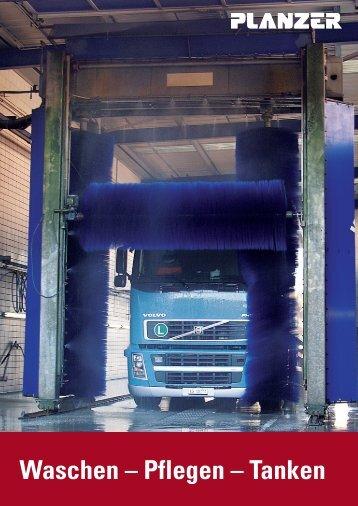 – Tanken Waschen – Pflegen – Tanken - Planzer Transport AG