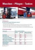 – Tanken Waschen – Pflegen – Tanken - Planzer Transport AG - Seite 3