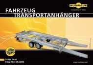 humbAur - A1 Aanhangwagens