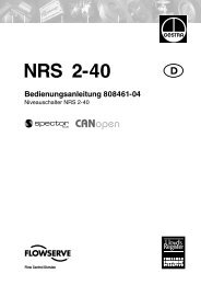 NRS 2-40 - Flowserve Corporation
