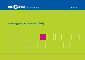 Adrenogenitales Syndrom (AGS) - Bioglobe