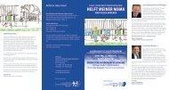 Aktionsflyer (Muster) - Stiftung Aktion Knochenmarkspende Bayern