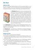 Hautkrebs Risiken und Früherkennung - Migesplus - Page 3