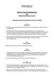 Benutzungs - Bibliothek - Böhmenkirch