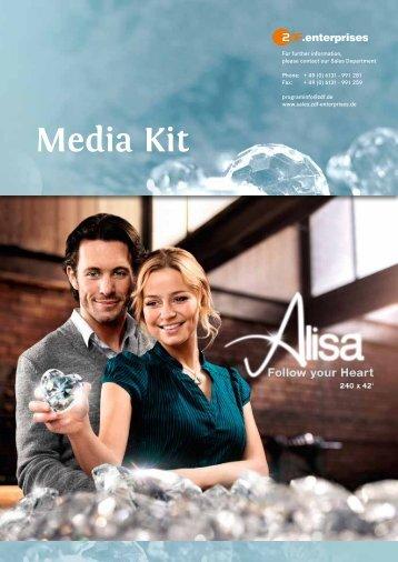 Media Kit - Spring Feelings - Love and Romance by ZDF.enterprises
