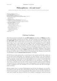 Vorlesung III Philosophieren - Huber-tuerkheim.de