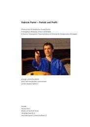 Fabrizio Perini – Porträt und Profil - Suco Consult