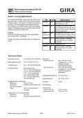 Spannungsversorgung 320 mA Gebrauchsanweisung - Seite 3