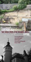 RZ JP Schloss 10_internet.indd - Schloss Homburg