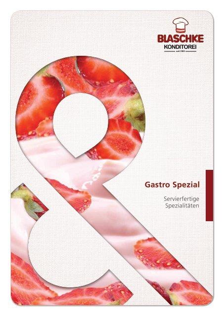 Gastro Spezial Folder