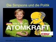 Die Simpsons und die Politik - Bundeskongress politische Bildung ...
