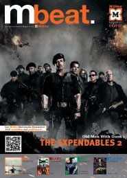 THE EXPENDABLES 2 - Müller