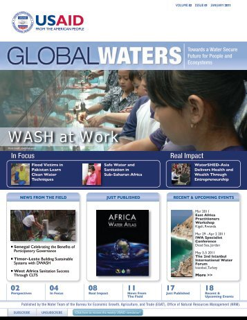 WASH at Work - usaid / ofda