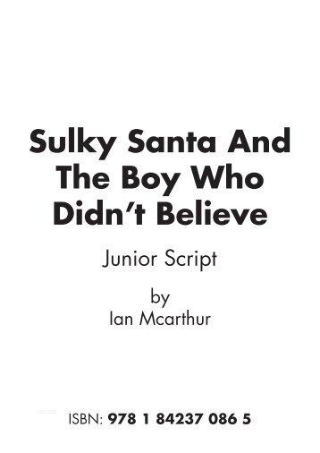 Script Sulky Santa.pdf - Musicline