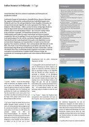 Indian Summer in Ostkanada - Univers-Reisen