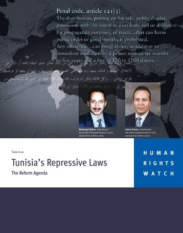 Report Human Rights Watch