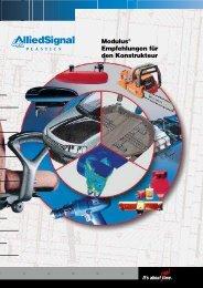 Modulus® Empfehlungen für den Konstrukteur - CAD.de