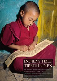 INDIENS TIBET TIBETS INDIEN - Historisches und ...