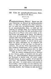 MI. Ueber die unterphosphorziihtsauren Sake ; Heinrich Rose