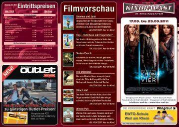 Filmvorschau - cinenews.de