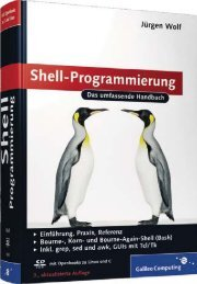 die Shell: Fluch oder Segen? - dirLIST - Index of: home