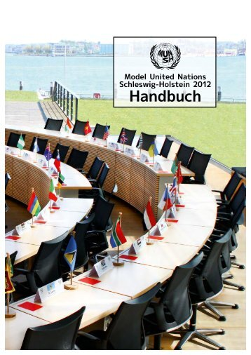 Handbuch - Deutsche Model United Nations eV