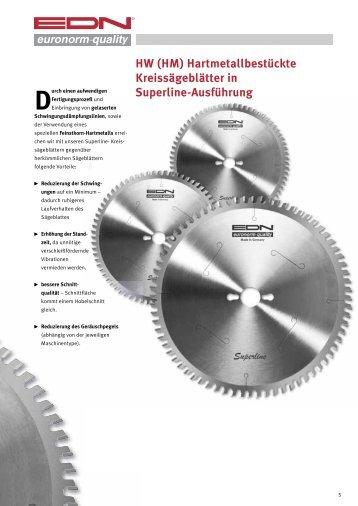 Katalog 45 Rubrik Superline - EDN-Neuhaus
