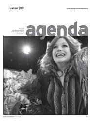 agenda Januar - Ensuite