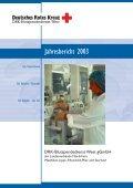 Jahresbericht 2003 - DRK-Blutspendedienst West - Seite 3