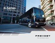 H-Series - Prevost