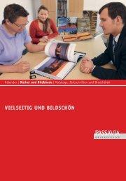 Buch und Bildbanddruck