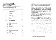 Handreichung zur Erstellung wissenschaftlicher Hausarbeiten