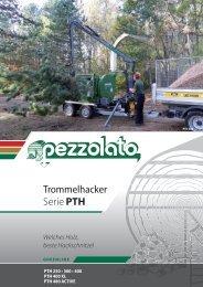 Trommelhacker Serie PTH - Pezzolato
