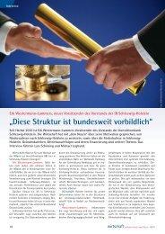"""""""Diese Struktur ist bundesweit vorbildlich"""" - Investitionsbank ..."""