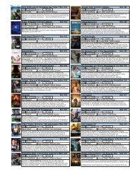 DVD-Liste