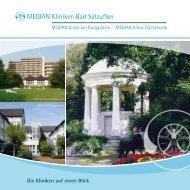 Informationen, Übungen und Tipps - Kur in Deutschland