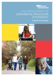 The Management of Congenital Muscular Dystrophy: A Guide for ...