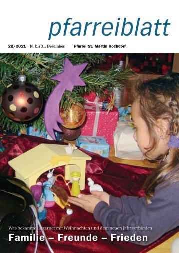 22 2011.pdf - Pfarrei Hochdorf