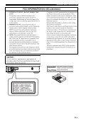 Compact Disc Player Lecteur Compact Disc - Yamaha - Page 3