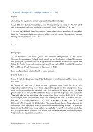 3. Kapitel, Übungsfall 3: Auszüge aus BGE 95 II 397
