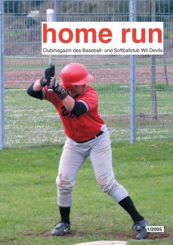 home run - Wil Devils
