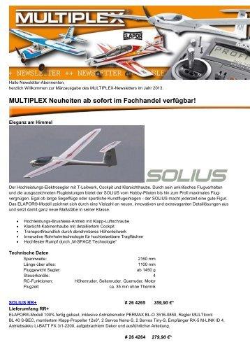 MPX Newsletter3-2013-D 01.pdf, Seiten 1-8 - Multiplex
