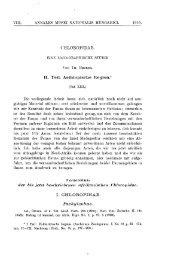 A Magyar Természettudományi Múzeum évkönyve 8. (Budapest 1910)
