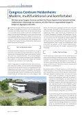 Heidenheim stemmt nagelneues Congress Centrum - Convention ... - Page 4