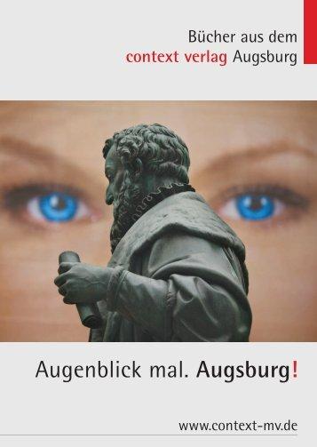 PDF Download - context verlag Augsburg
