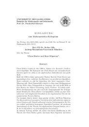 Chow-Motive und Rost-Nilpotenz - Mathematik