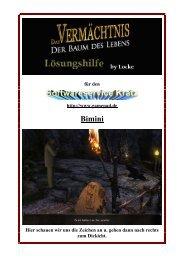 Der Baum des Lebens - deutsche, bebilderte ... - Gamepad.de