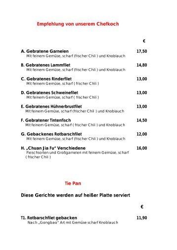 Speisekarte herunterladen - Chinaschiff.de
